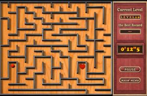 [IOS]真实3D迷宫